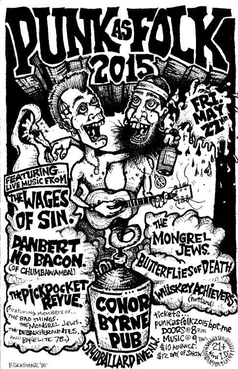 Punk As Folk 2015